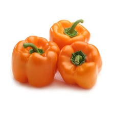 ORANGE PEPPERS FRESH