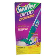 SWIFFERS WET JET POWERED FLOOR CLEANING KIT