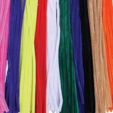 PIPE CLEANERS-ASSORTED