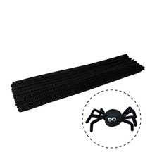 PIPE CLEANERS-BLACK