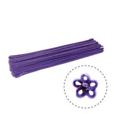 PIPE CLEANERS-PURPLE