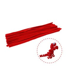 PIPE CLEANERS-RED *CZ