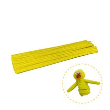 PIPE CLEANERS-YELLOW
