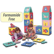 ANIMALS FOAM FLOOR PUZZLE *ZT
