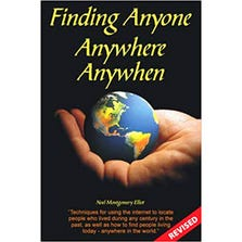 FINDING ANYONE, ANYWHERE, ANY WHEN BOOK *ZT