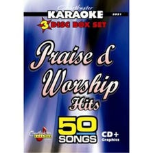 50 GREATEST HITS PRAISE & WORSHIP *ZT