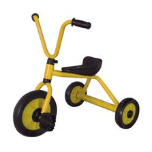TRICYCLE DASHER - YELLOW