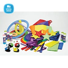 FUN AND GAMES SENSORY BAG