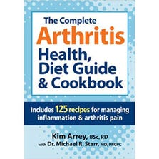 COMPLETE ARTHRITIS HEALTH & DIET GUIDE BOOK