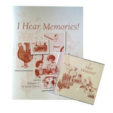 I HEAR MEMORIES - VOLUME 1