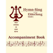 HYMN-SING WITH ELDERSONG PIANO SCORE ACCOMPANIMENT