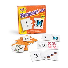 FUN TO KNOW PUZZLES - NUMBERS 1-20