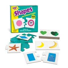 FUN TO KNOW PUZZLES - SHAPES