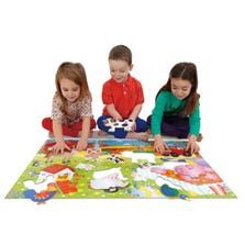 GIANT FLOOR PUZZLES - FARM