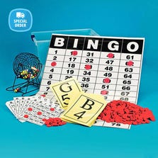 COMPLETE BINGO EASY PACK
