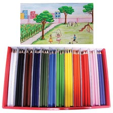 CONCORD COLOURED PENCILS 240 PC