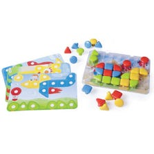 SUPERPEGS BRIGHT COLOURS 32 PIECES
