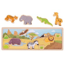 MAGNETIC BOARD SAFARI