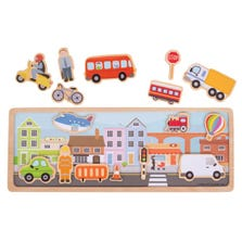 MAGNETIC BOARD CITY